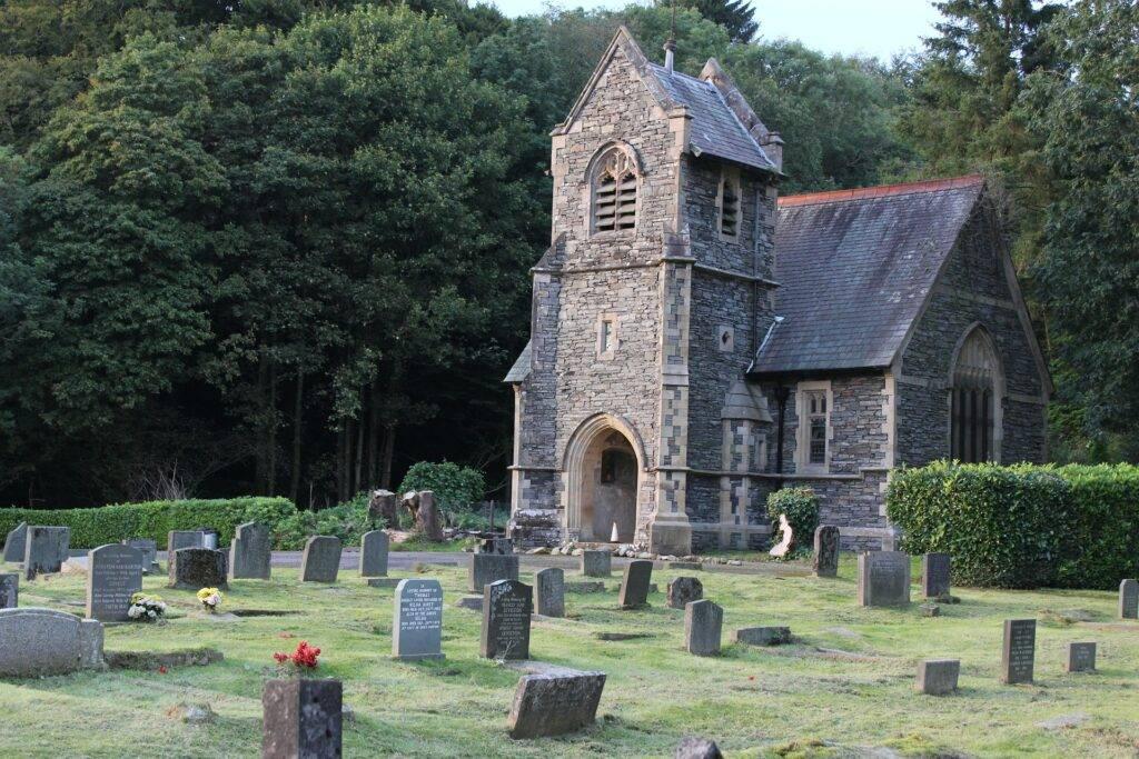 lake district church england
