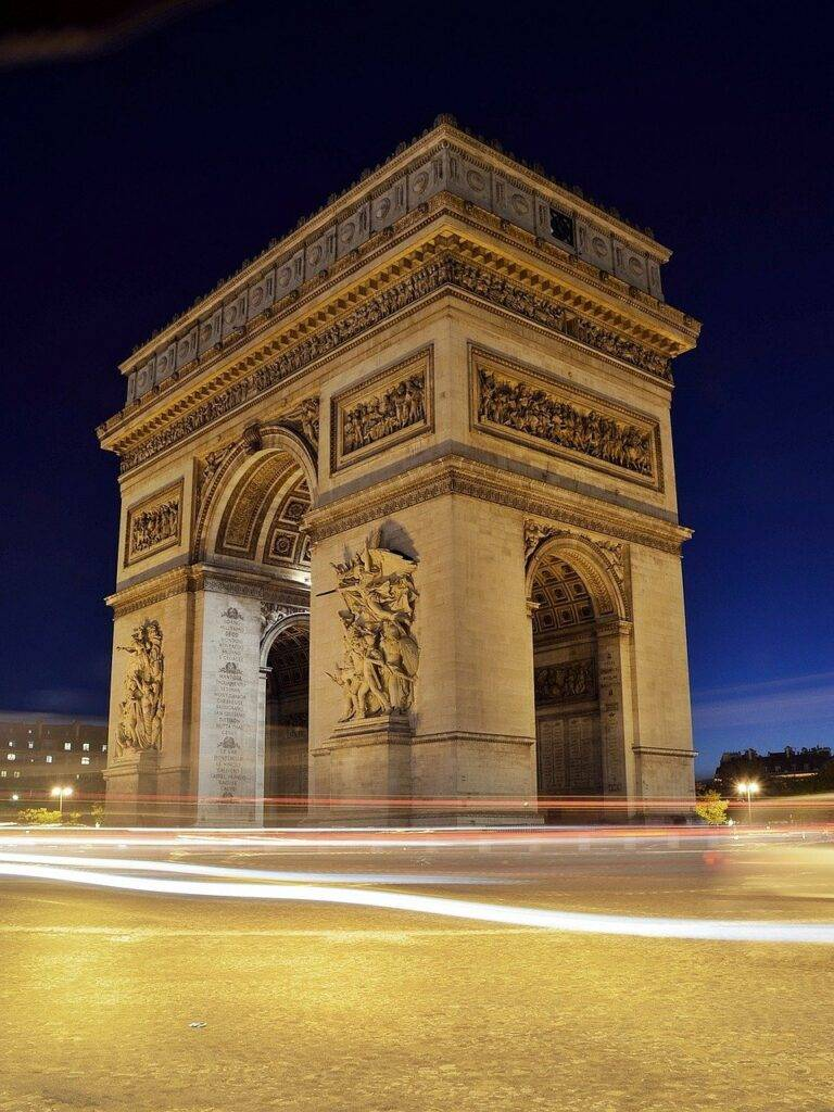 Paris At Night: One of My Favorite Cities in the world 2021