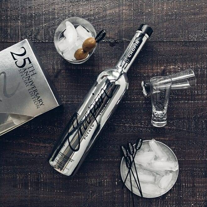 Vodka Crystal Clear Smoothness